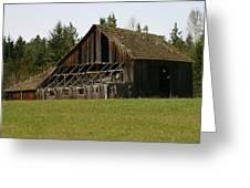 Blue Mountain Barn Greeting Card