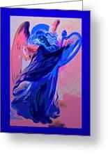 Blue Rhapsody Greeting Card