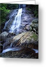 Blue Ridge Falls Greeting Card