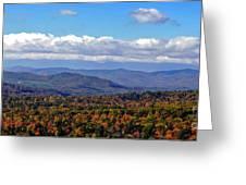 Blue Ridge Mountains 2 Greeting Card