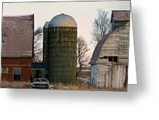 Blue Tear Farm Greeting Card