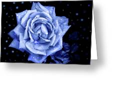 Blue Without You Greeting Card