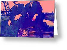 Blues Brothers 2 Greeting Card