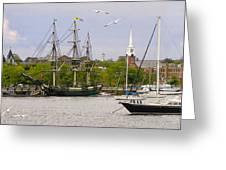 Boardwalk 2007 Greeting Card