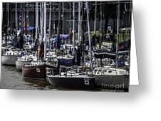 Boat Week 2 Greeting Card