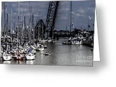 Boat Week 3 Greeting Card