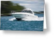 Boating 01 Greeting Card