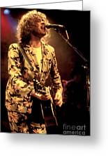 Bob Geldof Greeting Card