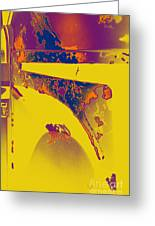 Boba Fett Helmet 6 Greeting Card