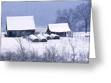 Bobby's Barn Greeting Card