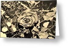 Boca Rose Greeting Card