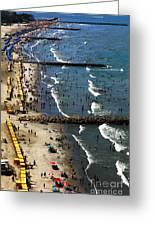 Bocagrande - Cartagena Greeting Card