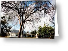 Bodden House 2 Greeting Card