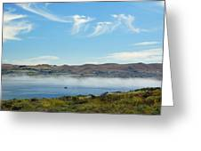 Bodega Harbor II Greeting Card