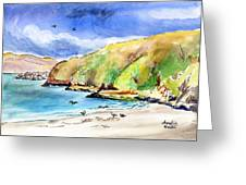 Bodega Head California Greeting Card