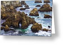 Bodega Head Greeting Card by Garry Gay