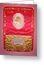 Bodhisattvas Flower At One Hundred Greeting Card