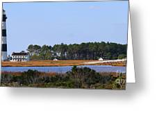 Bodie Island Lighthouse 2765 Greeting Card