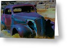 Bodie Plymouth Greeting Card