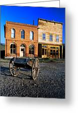 Bodie Storefront Greeting Card