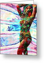 Body And Spirit Greeting Card