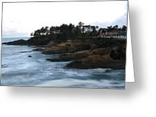 Boiler Bay Greeting Card