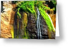 Boiler Bay Stream 17178 Greeting Card