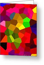 Bold And Colorful Phone Case Artwork Designs By Carole Spandau Cbs Art Exclusives 107  Greeting Card