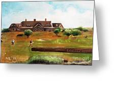 Bolingbrook Golf Club Greeting Card