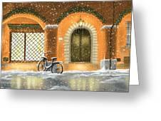 Bologna Greeting Card