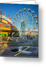 Bolton Fall Fair 3 Greeting Card
