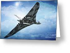 Bombs Gone Greeting Card
