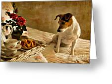 Bon Appetit  Greeting Card