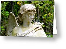 Bonaventure Angels Series - Clipped Wing Greeting Card