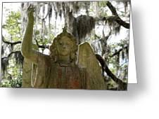 Bonaventure Angels Series - Glory Greeting Card