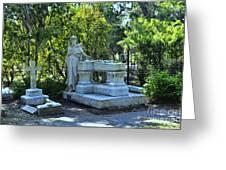 Bonaventure Cemetery 2 Greeting Card