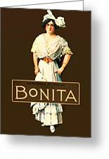 Bonita Greeting Card