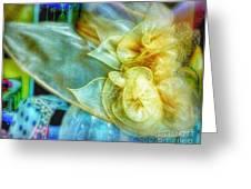 Bonnet Dream Greeting Card