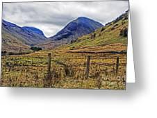 Bonny Scotland Greeting Card