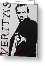 Boondock Saints Panel Two Greeting Card