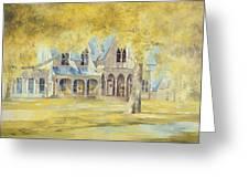 Boone House Greeting Card