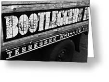 Bootleggers Inn Nashville Tennessee Greeting Card
