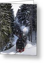 Borckenbahn Greeting Card