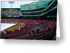 Boston 10 Greeting Card