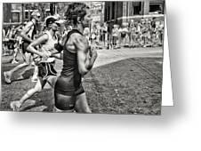Boston Marathon 2012 Greeting Card