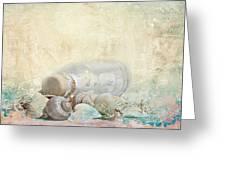 Bottle Greeting Card