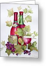 Bottled In 2013 Greeting Card