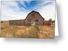 Boulder Barn Greeting Card