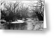Boulder Creek Greeting Card