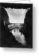 Boulder Dam Greeting Card